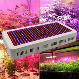 Factory Price DHL Free! High Quality 600W Full Spectrum LED Grow Light Red Blue White UV IR AC85~265V SMD5730 Led Plant Lamps