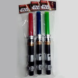 Canada Star Wars Darth Vader Ultimate Extensible Lightsaber Eclairages à LED Eclairage électronique à lentilles enfants Blueredgreen / son Offre