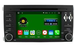 Wholesale Android octa core HD gb ram gb rom car dvd player for Porsche Cayenne Turbo gps radio auto g tape recorder head units