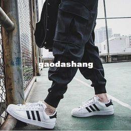 Wholesale mens jumpsuit clothing xl sweatpants black grey wool sweats winter harem cargo xxxl dress pants men joggers