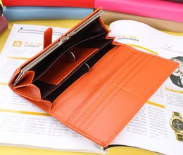Wholesale Taobao hot color embossed Long Wallet pumping H buckle lady hand bag purse