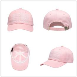 Wholesale 1 HOTLINEBLING Ball Cap réglable Casquettes de baseball Snapback Sun Hat Golf Hotline Bling Hip Hop Rose Casquette Street Sports Chapeaux