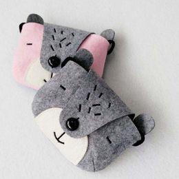 Enfants enfants sacs à bandoulière à vendre-Sac de messager de bébé d'ours de bande dessinée mignonne coréenne Sac d'épaule d'enfants de sac à dos d'ours de 3D Bear Sacs d'épaule d'enfants occasionnels de mode H123