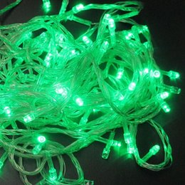 20m 200 LED chain fairy String Lights White Blue Four Color Warm White Yellow Green Pink Purple Red 110v 220v Decoration Light