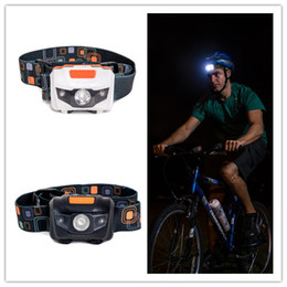 Wholesale LED Headlamp Great for Camping Hiking Dog Walking and Kids One of the Lightest oz Headlight Best Flashlight Water Shock Resi