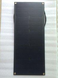 Wholesale 30W Solar Panel V V Battery Charging Cargador Portable Water proof Mono Module Plate Home Solar System