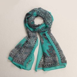Mejores bufandas de moda en venta-Venta al por mayor-Mejor regalo de las bufandas de la nueva de la manera de las mujeres de la buena calidad de la señora Long suave de la bufanda del abrigo de la bufanda robó el regalo 1PC