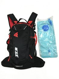 Free shipping Wholesale New Arrival Motocross Backpack with TPU Water Motorcycle racing bags Mountain biking backpack