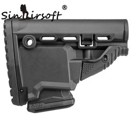 Wholesale Tactical MAKO Group FAB Defense GL MAG M4 Survival ButtStock W Built IN MAG Carrier Black and Dark Earth