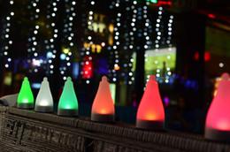 Voies d'aménagement paysager à vendre-Éclairage de paysage solaire par la maison encore 7 Changement de couleur Lampe de pelouse LEDGarden Landscape Path Pathway Light