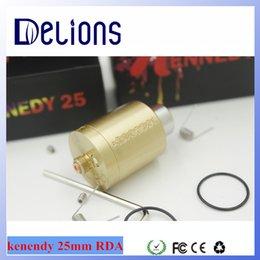 Wholesale USA Hottest Kennedy RDA Atomizer Clone Vape Tank mm Diametre Alibaba China Kennedy RDA
