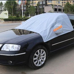 Wholesale Best Quality and Hot Sale Auto Car Windscreen Snow Ice Frost WindShield Roof Covers Protector
