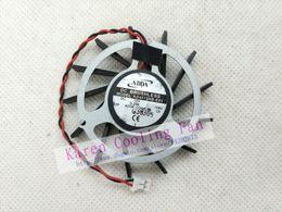 Graphics card fan for Asus ATI Sapphire HD4650 Platinum Edition AD4512HB-E01 12V 0.28A