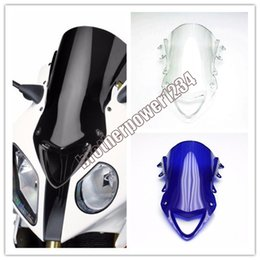 Motorcycle Windshield Windscreen For 2009-2014 BMW S1000RR