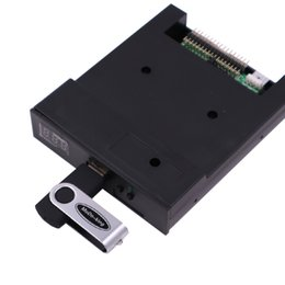 Floppy to USB Emulator for Sodick WireCut EDM Tajima Happy Brother machine by modoking