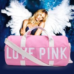 Promotion toile grand sac à main Sac de voyage de mode de haute qualité Love VS Pink Sac à main de marque Victoria