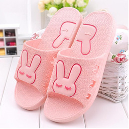 summer slippers couple ladies shoes men shoes CARTOON PRINTED