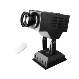 Wholesale Led Customized Projector w High Definition Logo Pattern Advertisement Spotlight Remote Control Static and Dynamic Logo Lights