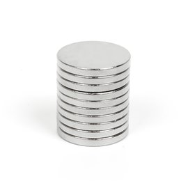 Wholesale Mathtype magnets N35 Super Strong Round Disc Cylinder x mm Magnets Rare Earth Neodymium