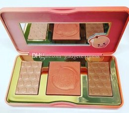Wholesale Presell Makeup Sweet peach glow powder long lasting natural powder face Cosmetic blush high quality DHL free