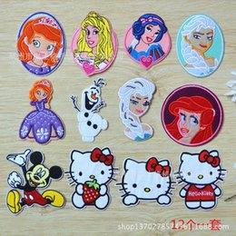 Wholesale Direct manufacturers a variety of other monkeys children cloth clothes patch DIY label hot melt patches