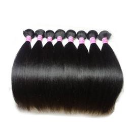Unprocessed Cheap Price Virgin Brazilian Straight Hair,Mix Length 12-30 inch, 8bundles lot,100% Human Hair Extension , Free Shipping