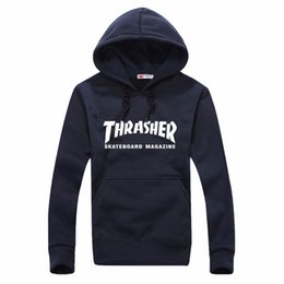 Wholesale New Real Regular None Thrasher Autumn Cardigan Assassin Creed Hoodies Men Sweatshirt Outerwear Jackets Mens Hoodie Color
