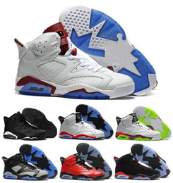 Wholesale Classic Air Basketball Shoes Retro VI Men Women Kids Best price High Quality Real Replicas Retros Shoes Sports Sneakers