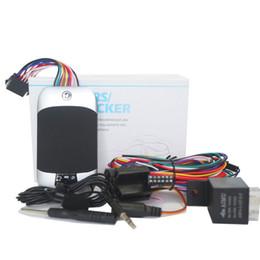 2016 dispositivos anti-robo de coches TK303F Car GPS Tracker de la motocicleta Resistente al agua Anti-robo GSM GPRS Tracking Device de vigilancia de alarmas de alarma de vigilancia y manageme dispositivos anti-robo de coches en oferta