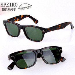 2017 lentes polarizadas 2017 gafas de sol de cristal de las mujeres de los hombres de la lente 52mm / 55mm de las gafas de sol de las gafas de sol de la alta calidad de la Venta al por mayor descuento lentes polarizadas