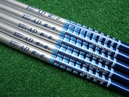 Wholesale 5PCS Golf shafts Tour AD BB R S SR Graphite shaft Top quality Golf Driver Woods Shafts AAA