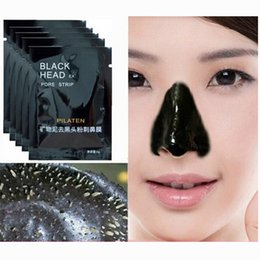 wholesale PILATEN Nose Facial Blackhead Remover Mask Minerals Pore Cleanser Black Head Pore Strip for nose makup