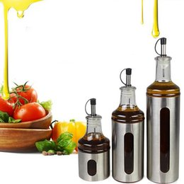 Wholesale Free shopping pic set kitchen gadget liquid container is simple and convenient Oil bottle Best quality