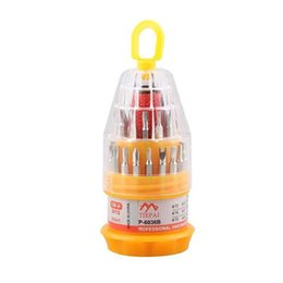 Wholesale 31PCS Screwdriver Pagoda Universal Screwdrivers in one Combination Screwdrivers Manual Driver Tool Set Powerful Turn Screw Top Quality