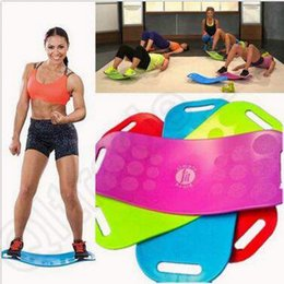 Wholesale Simply Fit Board Balance Board Fitness Balance Trainer Creative Simply Fit Board Workout Balance Board CCA5200