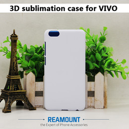 60 pcs New 3D Sublimation Full Area Printed Phone Cover Case For Vivo X5 PRO Y66 Matte and Glossy Blank Cases Coque