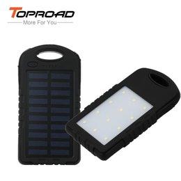 2016 единая панель Оптовая Портативный Солнечное зарядное устройство POWERBANK Box 5000mAh Универсальный USB Single Bateria Externa панель солнечных батарей 5V Резервная батарея для мобильного телефона единая панель акция