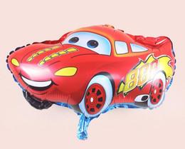 The new Cartoon Cars Mai Kun aluminum balloons birthday party balloon wholesale cartoon toys G609