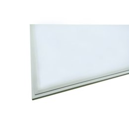 White frame LED panel light 36w 48W 72W 80W 600x1200 300x1200 600x600 2x2 2x4 ft led panels recessed suspending led Ceiling panel Lights