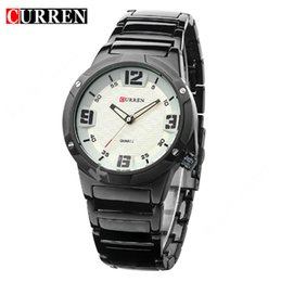 fashion Curren brand design business is currently the male clock leisure luxury wrist watch gift 8111