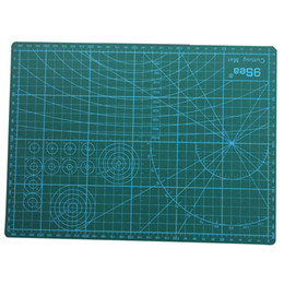 Wholesale A4 Grid Lines Self Healing Cutting Mat Craft Card Fabric Leather Paper Board handmade DIY Sewing Tools