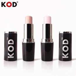 Wholesale Face Makeup Highlighter for face Stick Shimmer Highlighting Powder Creamy Texture Silver Shimmer Light Brand KOD