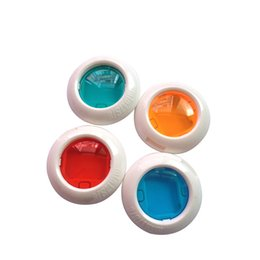 Cerca filtros en Línea-Lente de cámara Polaroid Cámara instantánea Filtro de cerca 4 colores Para Instax Mini 8 Mini 7S Instant Film