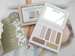 Wholesale Maquillaje NEGRO CALIENTE del color de la sombra de ojo de la gama de colores de la sombra de ojos de ATACO del CORDÓN de Lorac Envío libre