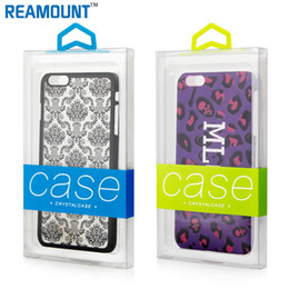 Wholesale DIY Custom Made Hot Selling Packaging Package PVC Box for Mobile Phone Case Cover iPhone 8 8 Plus Retail PVC Package
