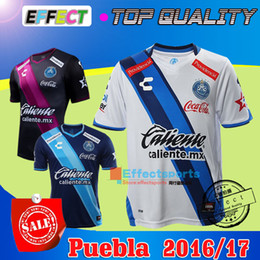 Wholesale Top Quality Liga MX Mexico Club Puebla FC Soccer Jerseys Home Away Third ALEXIS Alustiza Chivas morelia America Football Shirts