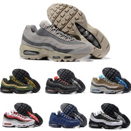 Wholesale Hot Sale Men Max Running Shoes Classic Air Cushion Soft High Mens Maxes Boots Sneakers Flat Sports Shoes