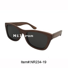 low price wooden frame sunglasses