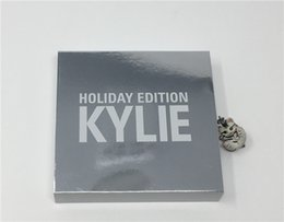 Wholesale Kylie PC HOLIDAY Edition KIT MATTE LIQUID LIPSTICKS GLOSS lipsticks matte lipstick collection set Christmas edition best seller