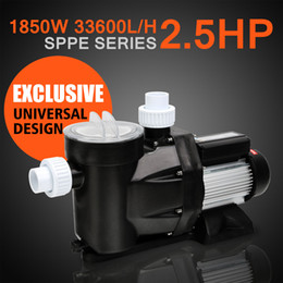 Wholesale Fast Delivery Self Priming Swimming Electric W HP Pool SPA Pump